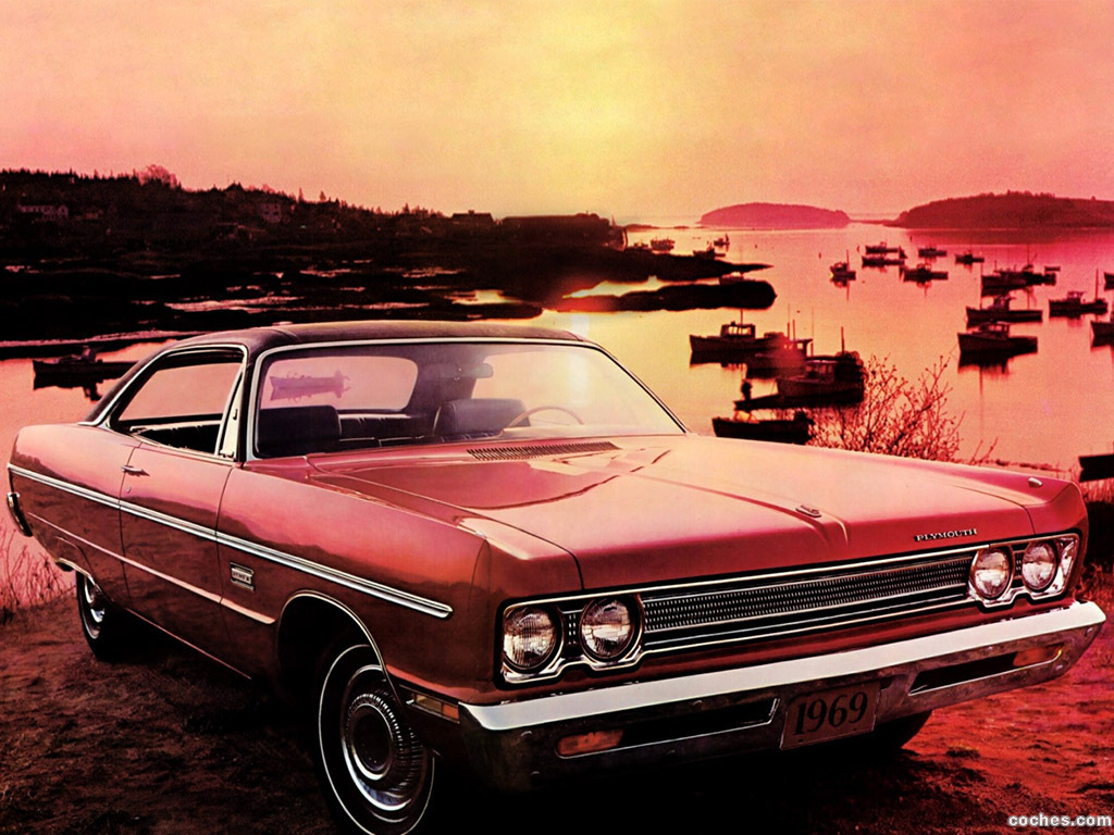 Foto 0 de Plymouth Fury 1969