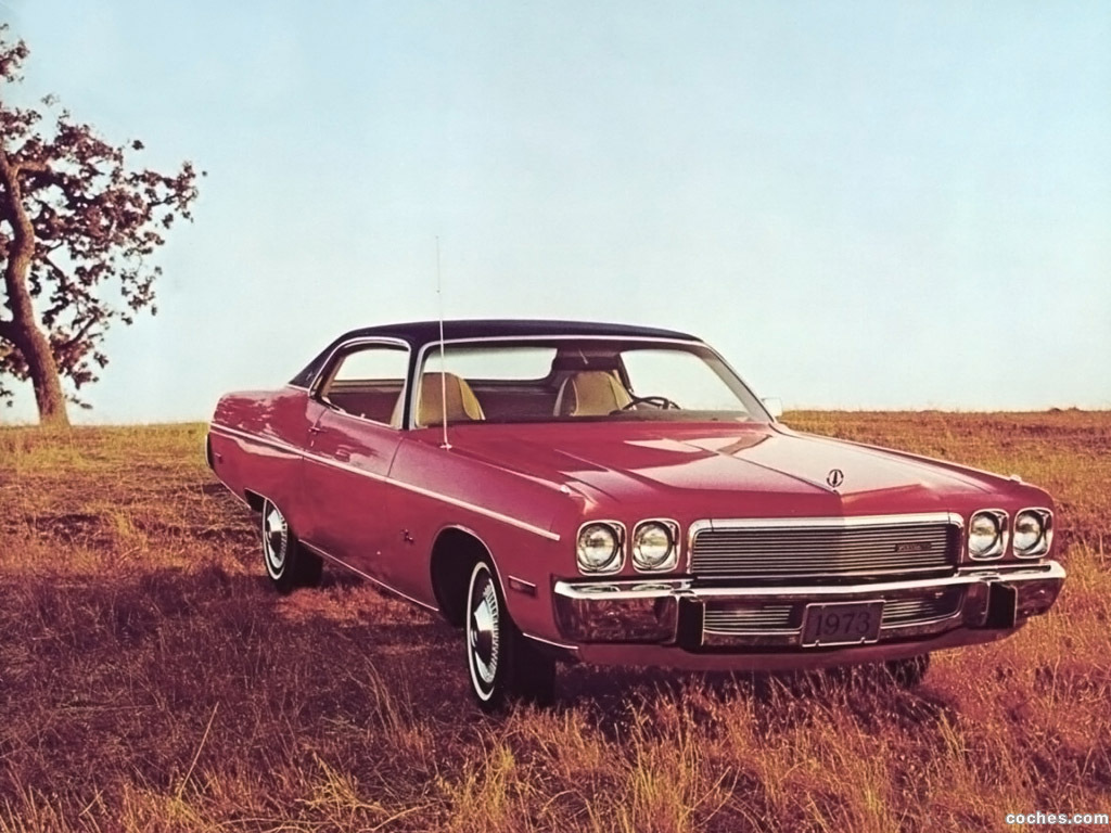 Foto 0 de Plymouth Fury 1973