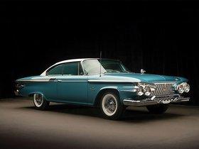 Ver foto 4 de Plymouth Fury 2 puertas Hardtop 1961