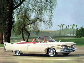 Ver foto 6 de Plymouth Fury Convertible 1960