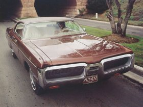 Fotos de Plymouth Fury Sport 1972