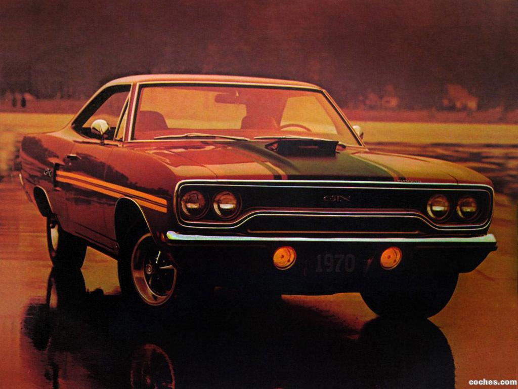 Foto 7 de Plymouth GTX 1967