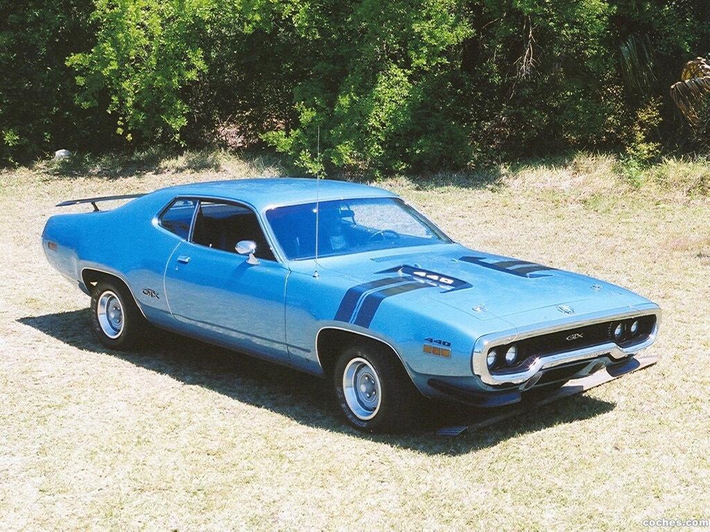 Foto 6 de Plymouth GTX 1967