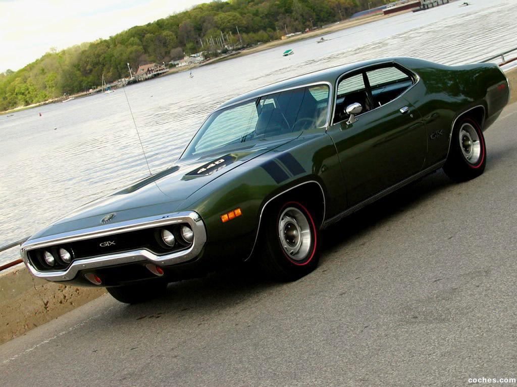 Foto 3 de Plymouth GTX 1967