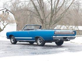 Ver foto 3 de Plymouth GTX Convertible 1968
