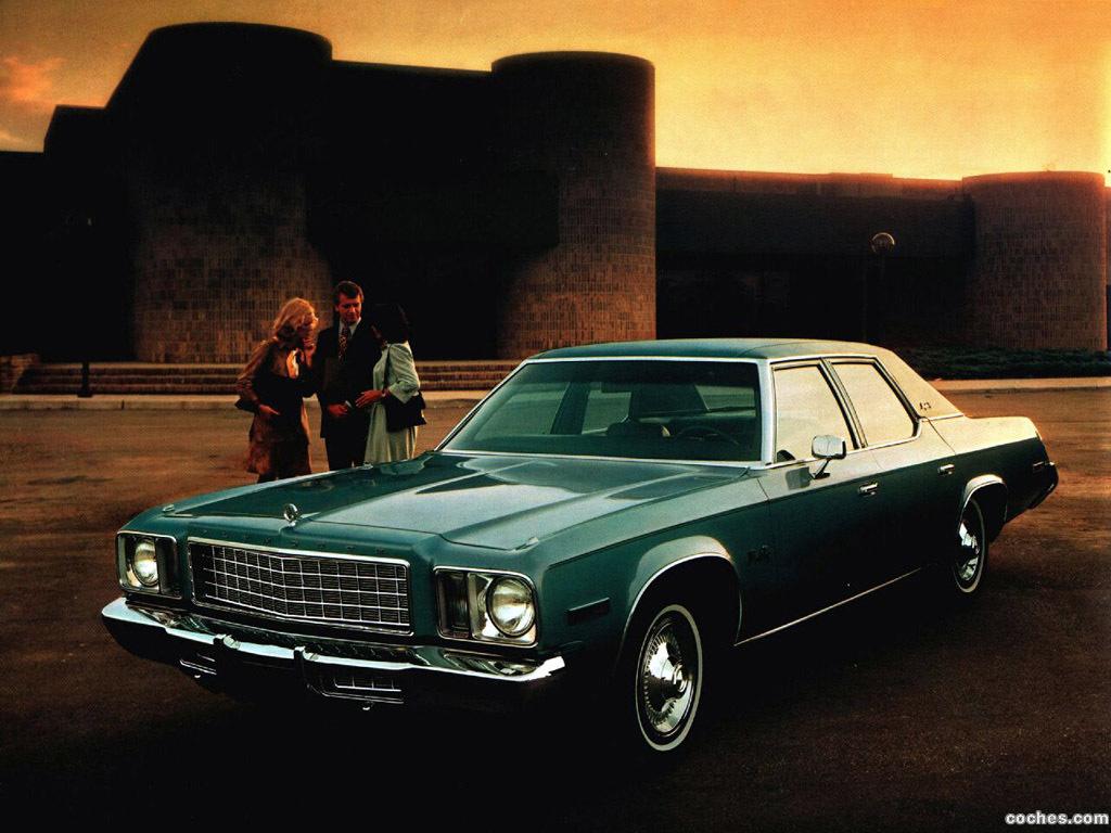Foto 0 de Plymouth Gran Fury 1976