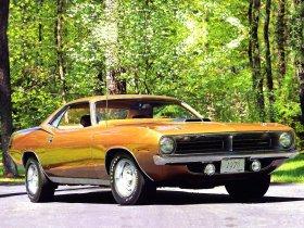 Ver foto 2 de Plymouth Hemi Cuda 1970