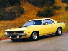 Ver foto 12 de Plymouth Hemi Cuda 1970