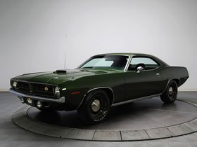 Ver foto 10 de Plymouth Hemi Cuda 1970