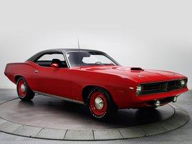 Ver foto 8 de Plymouth Hemi Cuda 1970