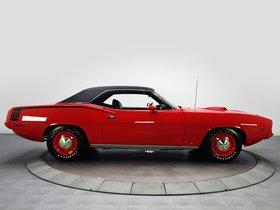 Ver foto 6 de Plymouth Hemi Cuda 1970