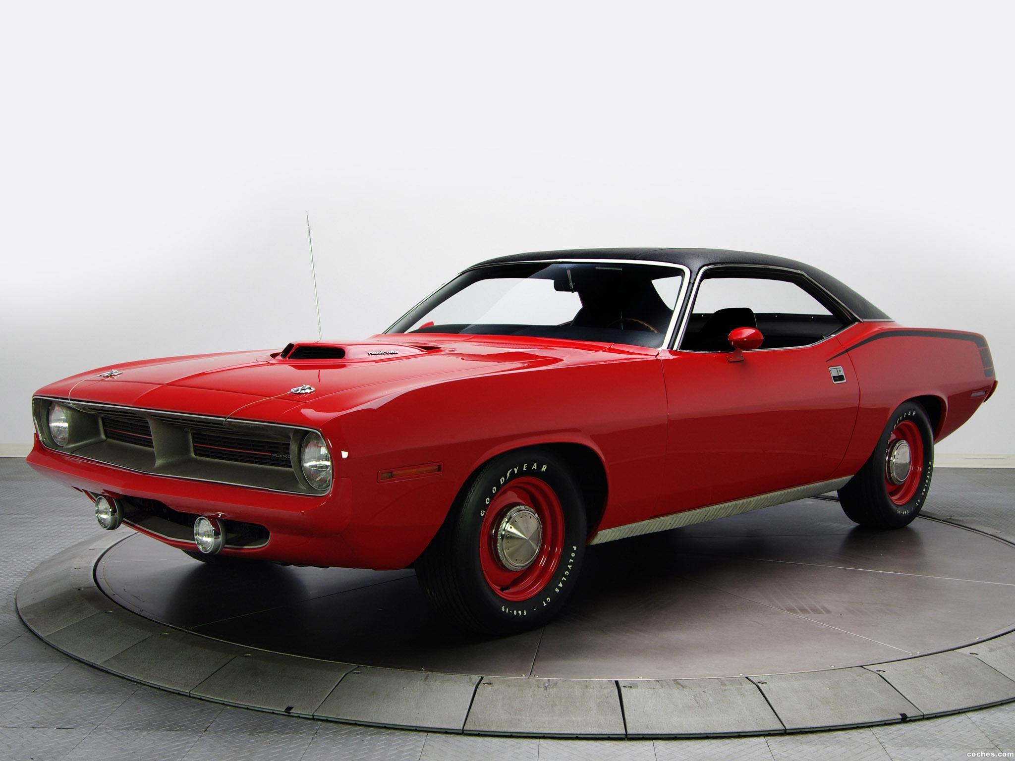 Foto 14 de Plymouth Hemi Cuda 1970