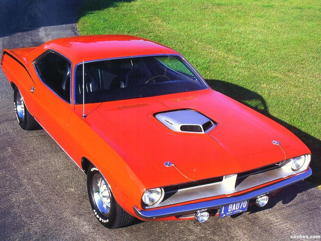 Foto 4 de Plymouth Hemi Cuda 1970