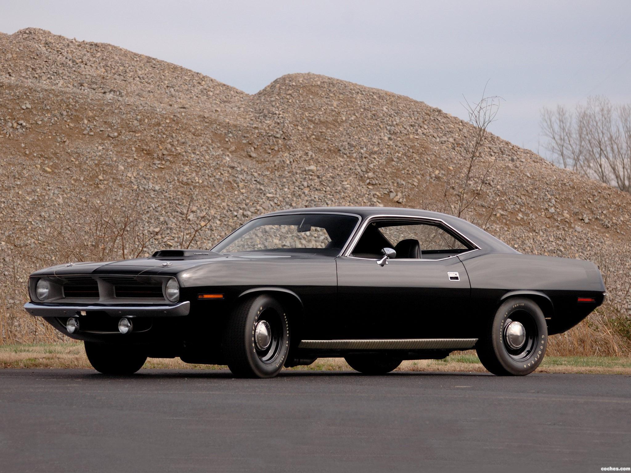 Foto 2 de Plymouth Hemi Cuda 1970