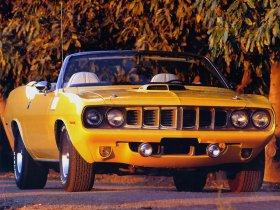 Ver foto 3 de Plymouth Hemi Cuda Convertible 1969