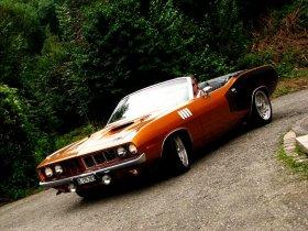 Ver foto 2 de Plymouth Hemi Cuda Convertible 1969