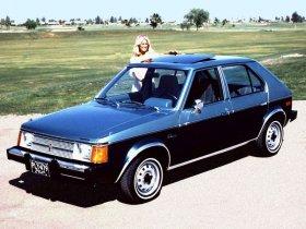 Ver foto 2 de Plymouth Horizon 1978