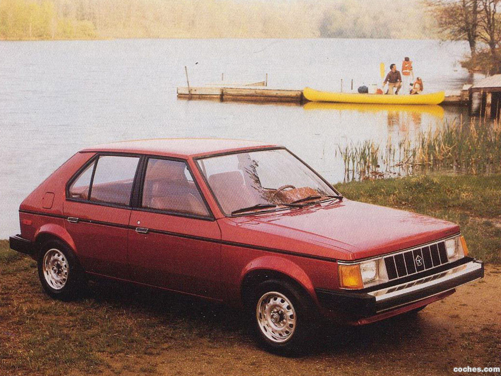 Foto 0 de Plymouth Horizon 1978
