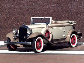 Ver foto 3 de Plymouth PB Convertible 1932