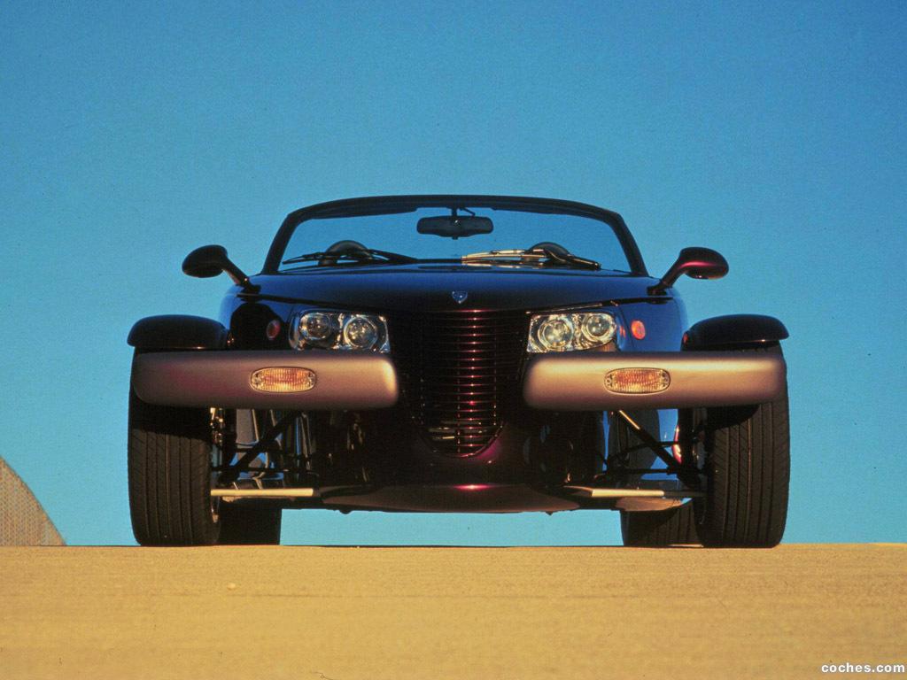 Foto 2 de Plymouth Prowler 1997
