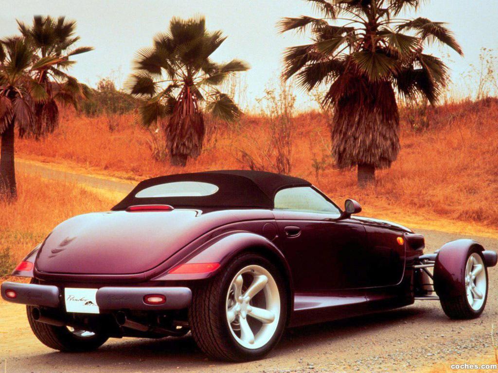 Foto 1 de Plymouth Prowler 1997