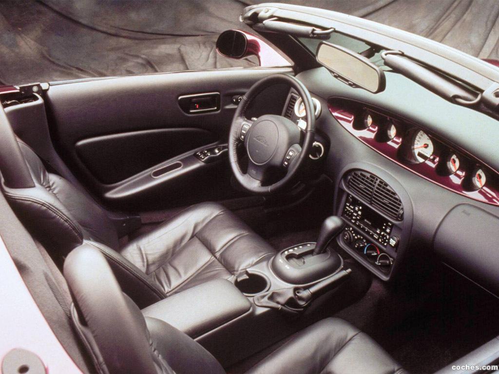 Foto 14 de Plymouth Prowler 1997
