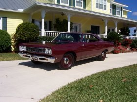 Ver foto 5 de Plymouth Road Runner 1968