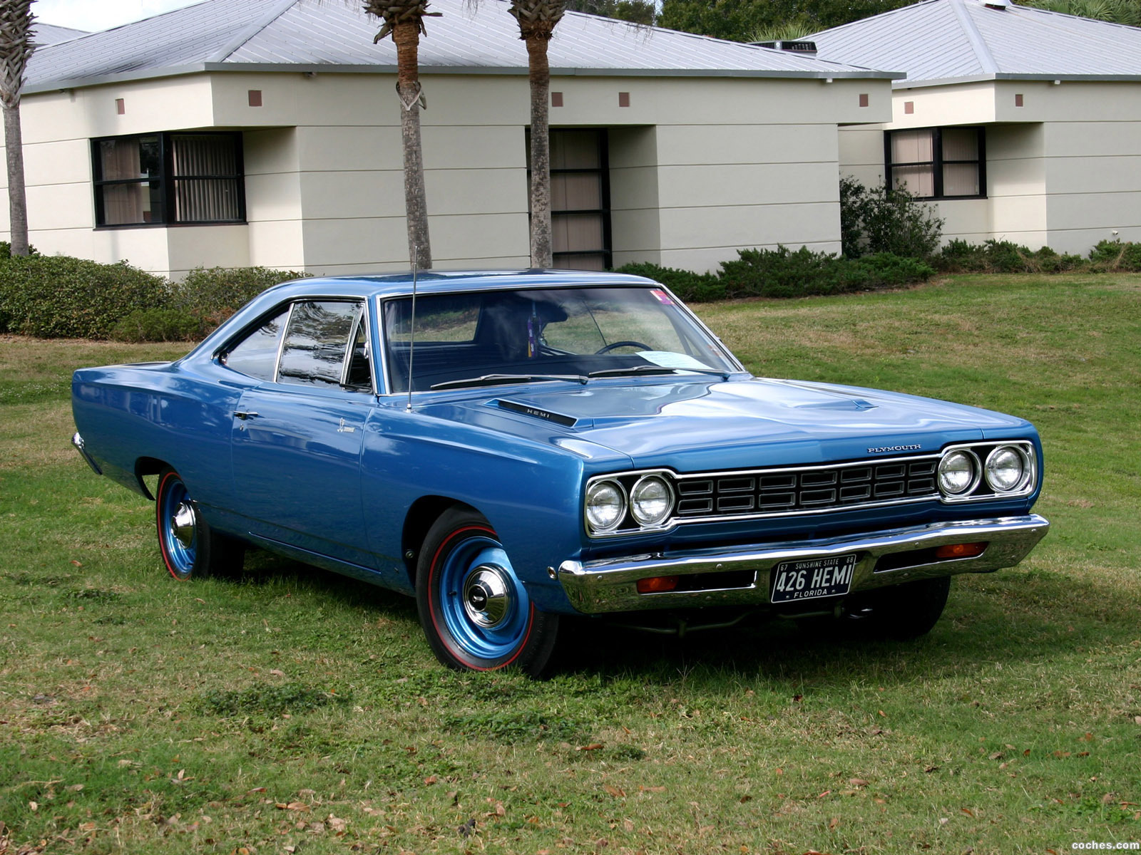 Foto 0 de Plymouth Road Runner 1968