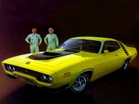 Ver foto 4 de Plymouth Road Runner 1971