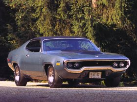 Ver foto 1 de Plymouth Road Runner 1971