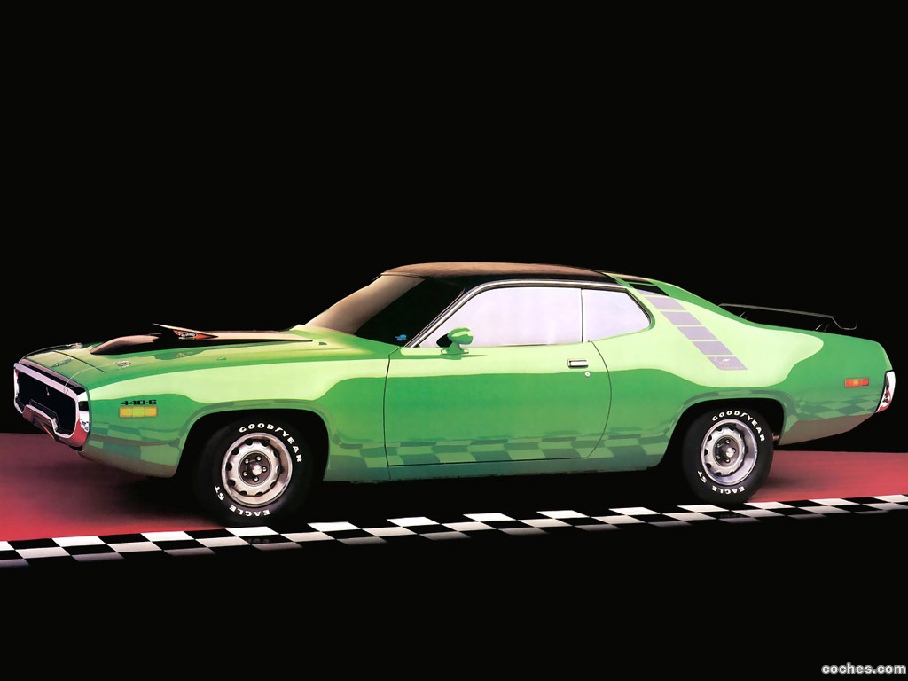 Foto 7 de Plymouth Road Runner 1971