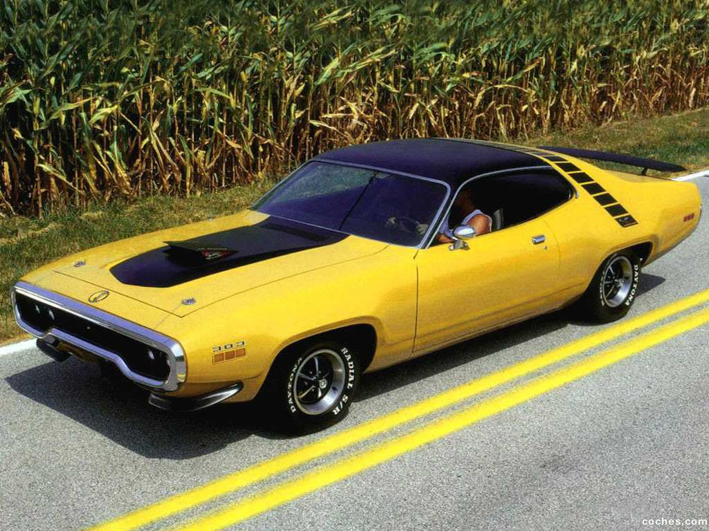 Foto 6 de Plymouth Road Runner 1971