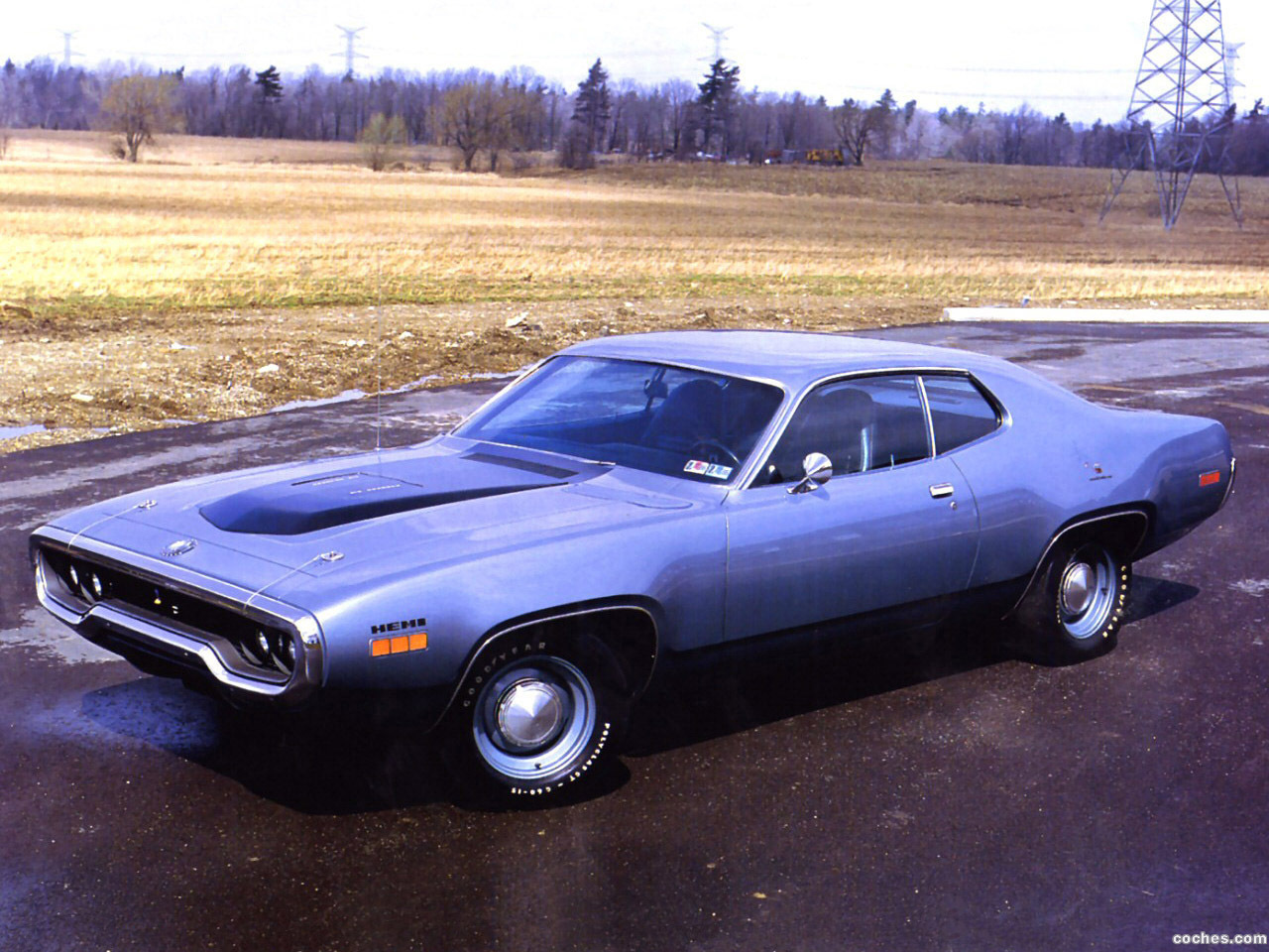 Foto 5 de Plymouth Road Runner 1971