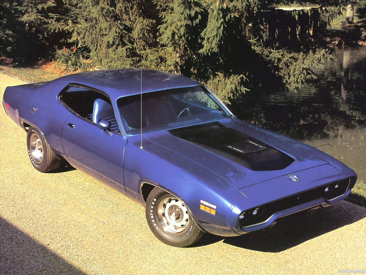 Foto 4 de Plymouth Road Runner 1971