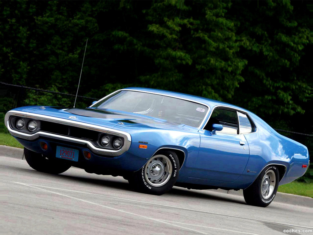 Foto 1 de Plymouth Road Runner 1971
