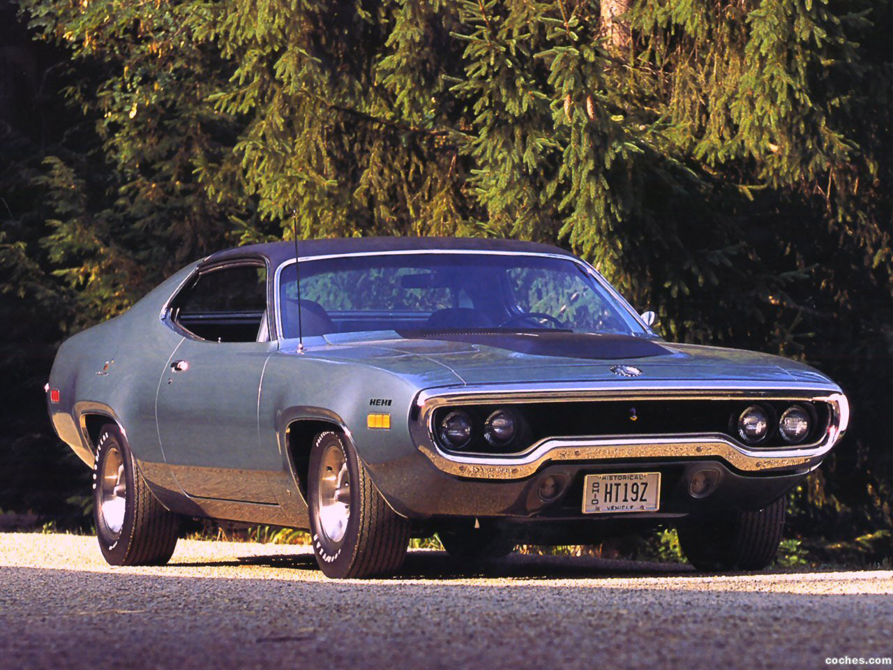 Foto 0 de Plymouth Road Runner 1971