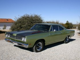 Fotos de Plymouth Road Runner