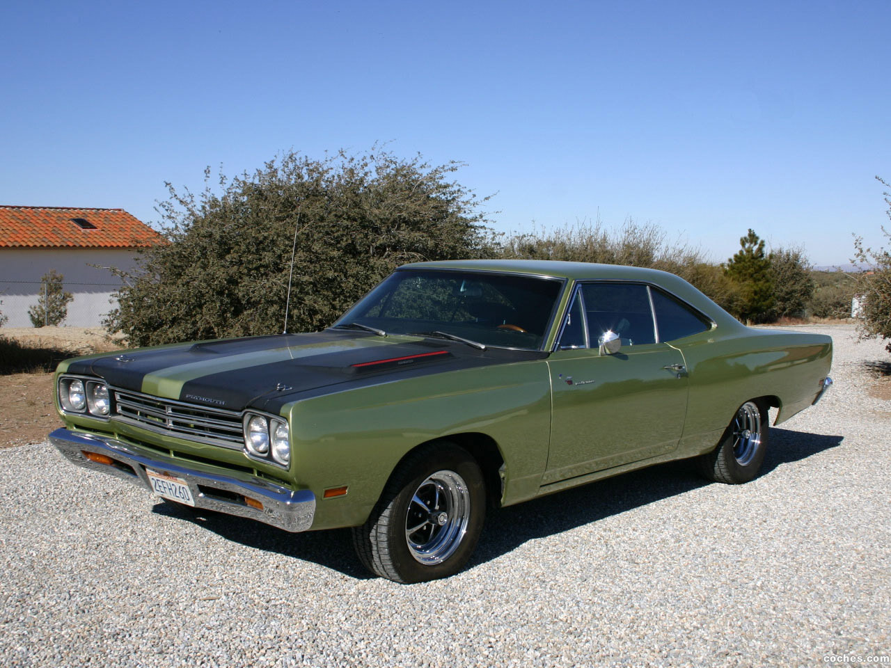Foto 0 de Plymouth Road Runner 1989