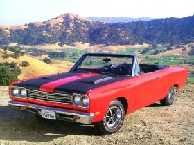 Ver foto 4 de Plymouth Road Runner Convertible 1969