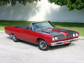 Ver foto 3 de Plymouth Road Runner Convertible 1969
