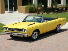 Ver foto 1 de Plymouth Road Runner Convertible 1969