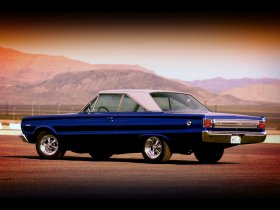 Ver foto 4 de Plymouth Satellite 1967