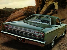 Ver foto 3 de Plymouth Satellite 1967