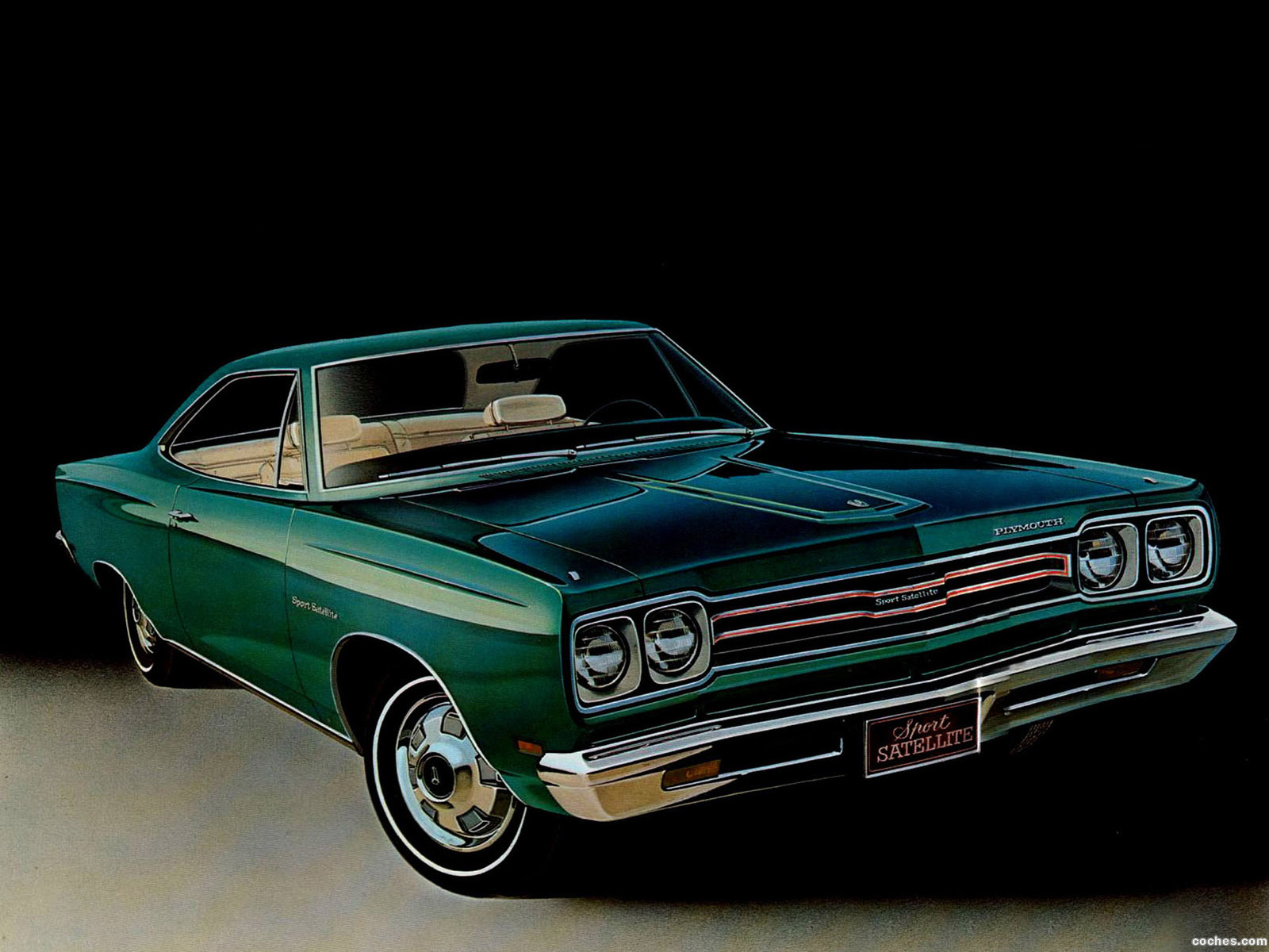 Foto 0 de Plymouth Satellite 1967