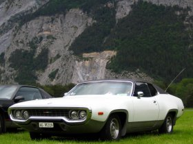 Fotos de Plymouth Satellite 1971