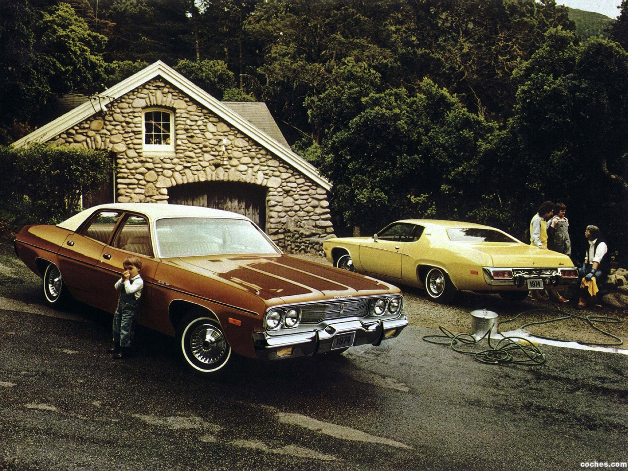 Foto 1 de Plymouth Satellite 1974