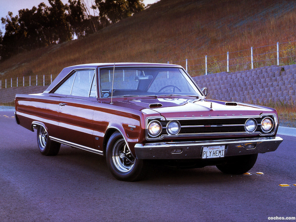 Foto 0 de Plymouth Satellite 1974