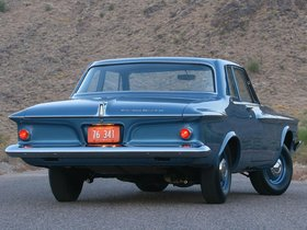 Ver foto 3 de Plymouth Savoy 2 door Sedan 1962