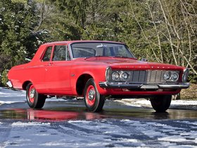 Ver foto 2 de Plymouth Savoy 2 door Sedan 1963