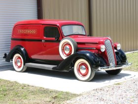 Ver foto 1 de Plymouth Sedan Delivery 1937